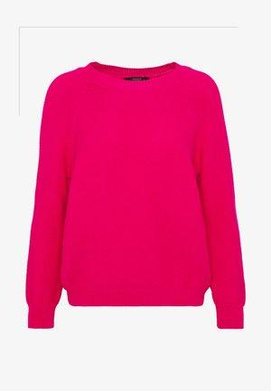 RENANIA - Jumper - shocking pink