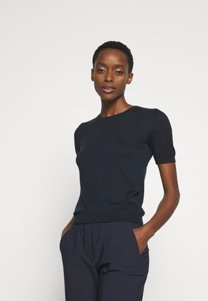 VOLTO - T-shirt con stampa - ultramarine