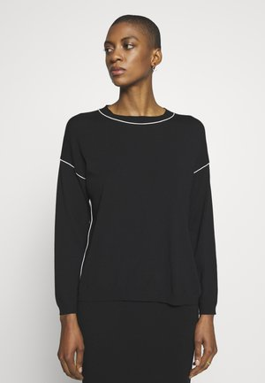 SAIGON - Pullover - schwarz