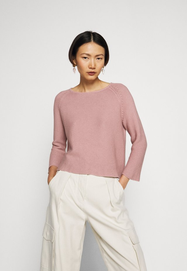 LAMPONE - Pullover - rosa
