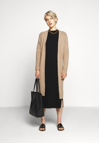 WEEKEND MaxMara - OVATTE - Cardigan - kamel