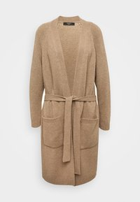 WEEKEND MaxMara - OVATTE - Cardigan - kamel - 4
