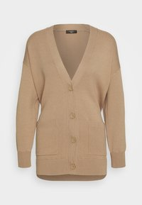 WEEKEND MaxMara - RENZA - Cardigan - camel