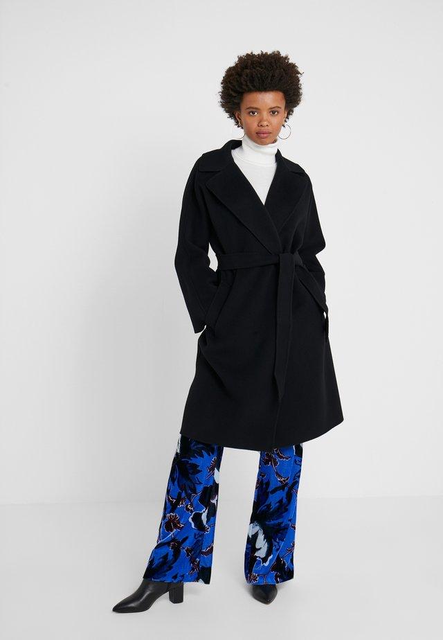 TED - Classic coat - schwarz