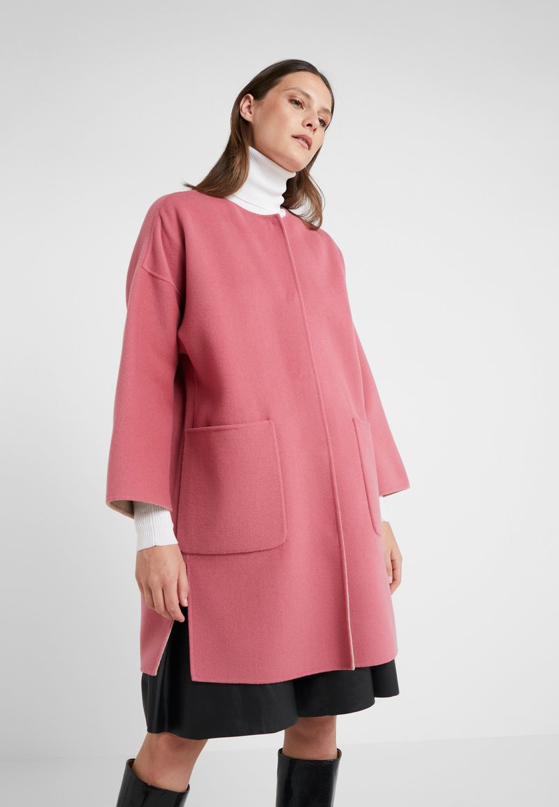 WEEKEND MaxMara - DRAVA - Classic coat - altrosa