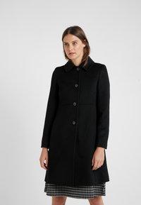 WEEKEND MaxMara - NUORO - Płaszcz wełniany /Płaszcz klasyczny - nero - 0