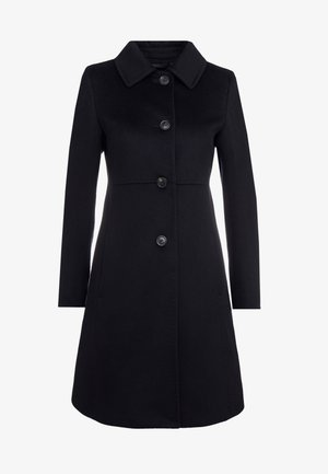 NUORO - Płaszcz wełniany /Płaszcz klasyczny - nero