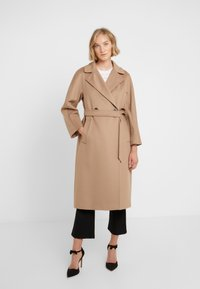 WEEKEND MaxMara - OTTANTA - Classic coat - kamel - 0