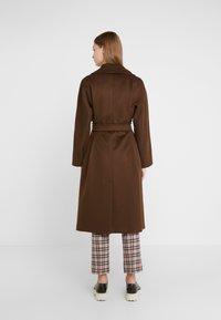 WEEKEND MaxMara - OTTANTA - Classic coat - taback - 2