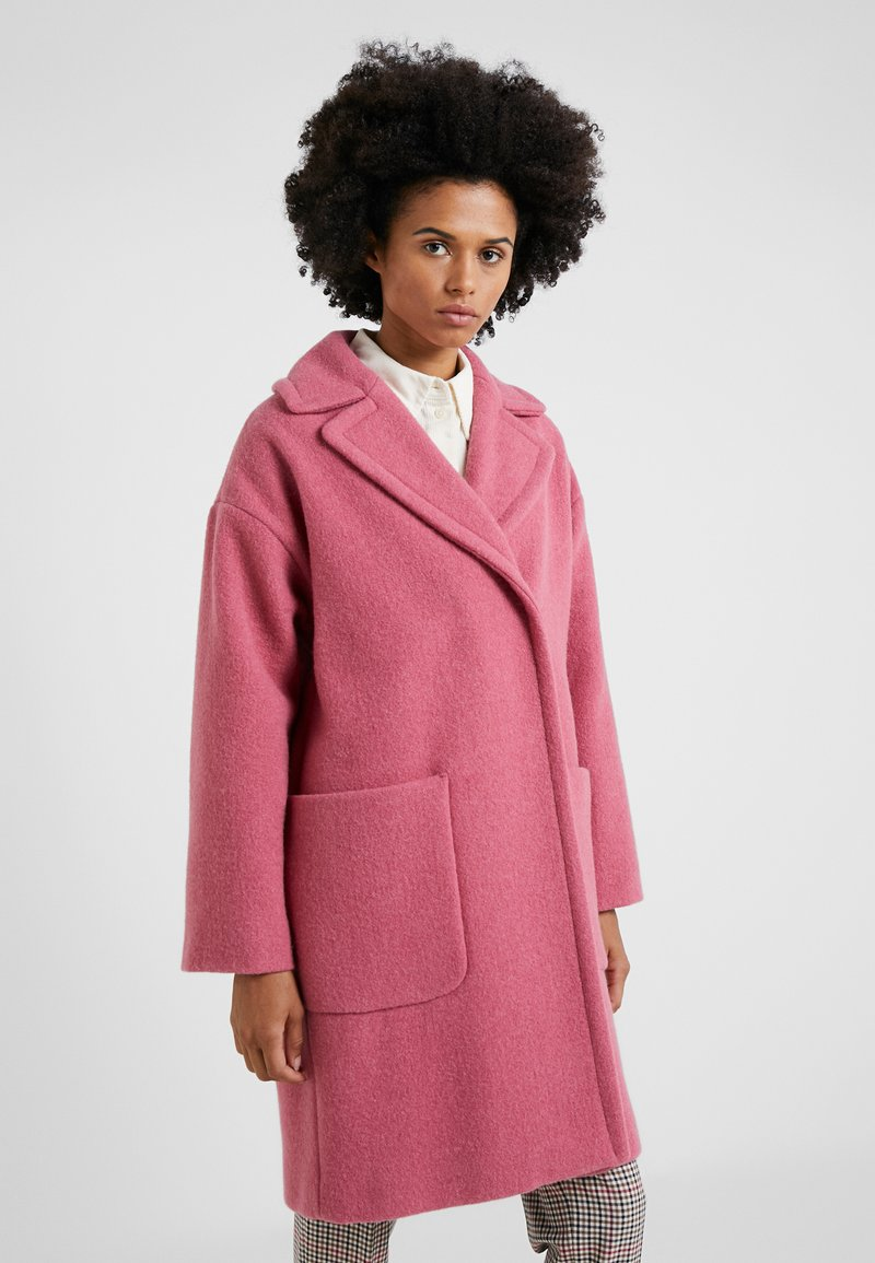 WEEKEND MaxMara - DIONIGI - Classic coat - rosa