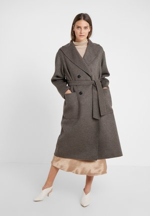 ORENSE - Classic coat - mittelgrau