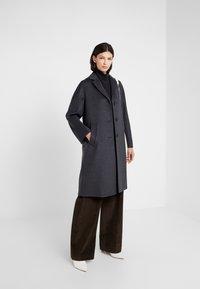 WEEKEND MaxMara - FUNALE - Classic coat - anthrazit - 1