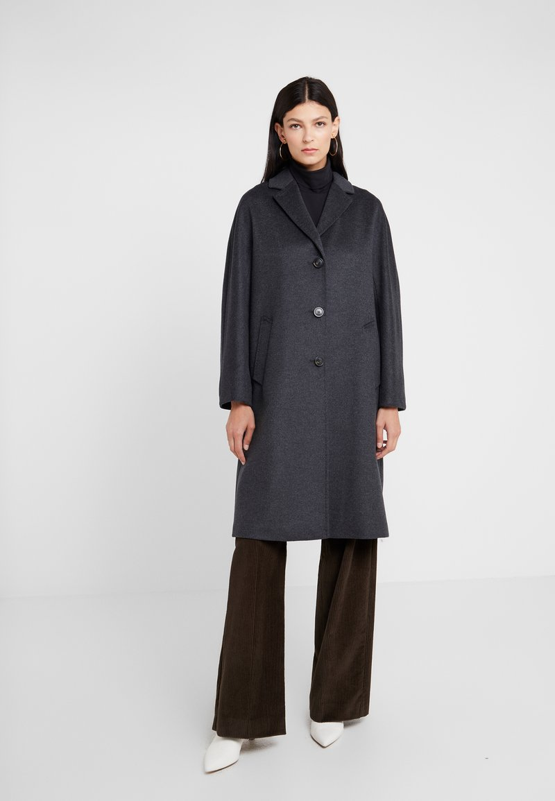 WEEKEND MaxMara - FUNALE - Classic coat - anthrazit
