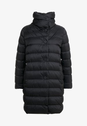 CESTINO - Płaszcz puchowy - nero