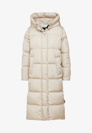 BATTAGE - Down coat - beige