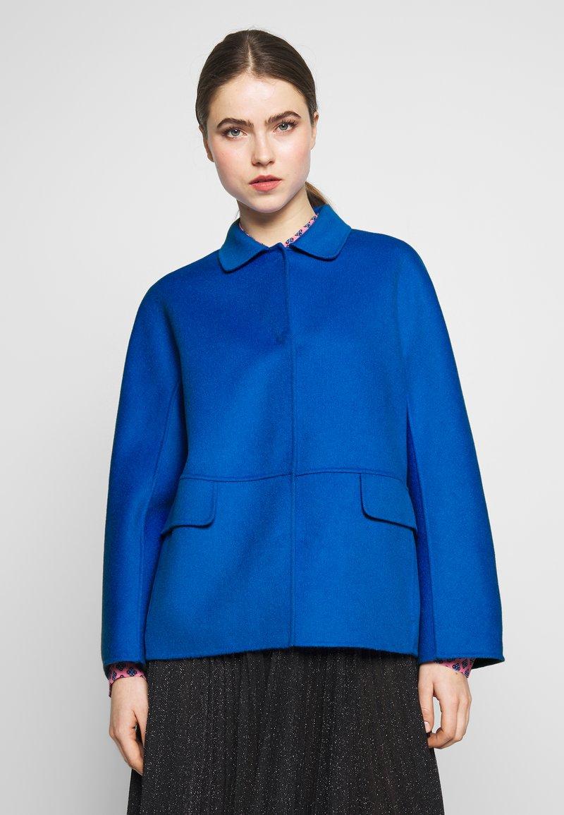 WEEKEND MaxMara - ANDE - Korte jassen - royal blue