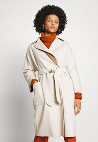 WEEKEND MaxMara - BALTA - Classic coat - erde - 3