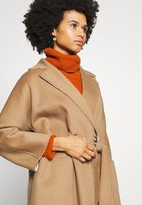 WEEKEND MaxMara - BALTA - Classic coat - erde - 5