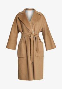 WEEKEND MaxMara - BALTA - Classic coat - erde - 4