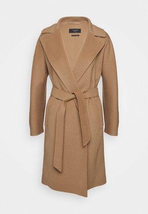 TANGA - Classic coat - kamel