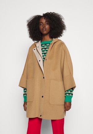TREMITI - Classic coat - kamel