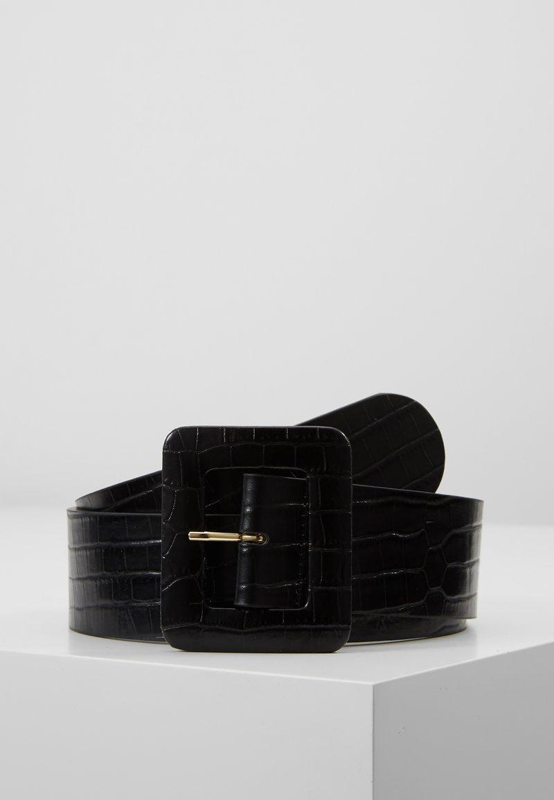 WEEKEND MaxMara - DONARE - Waist belt - schwarz