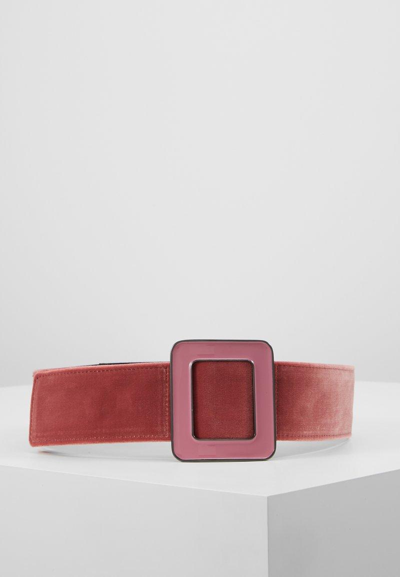 WEEKEND MaxMara - ORI - Waist belt - rosa
