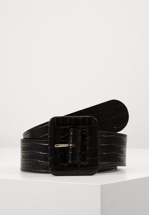 RUPIA - Pásek - black