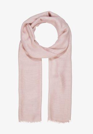 OSVALDO - Scarf - rosa