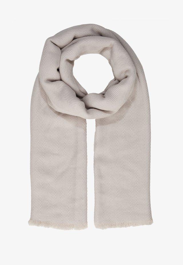 STALLO - Sjal / Tørklæder - hellgrau