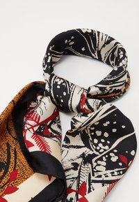 WEEKEND MaxMara - VETRO - Foulard - black - 2