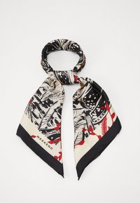 WEEKEND MaxMara - VETRO - Foulard - black - 1