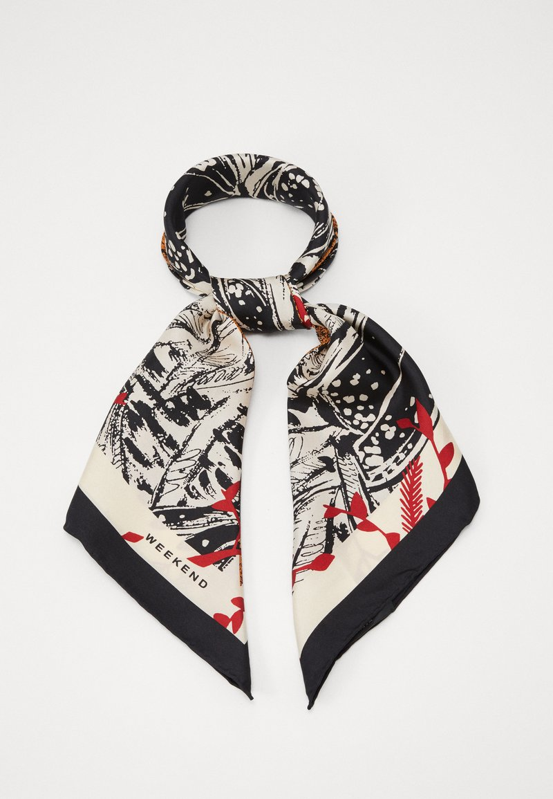 WEEKEND MaxMara - VETRO - Foulard - black
