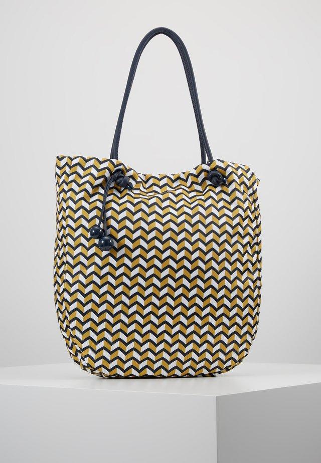 PELOTA - Shopping bag - gelb