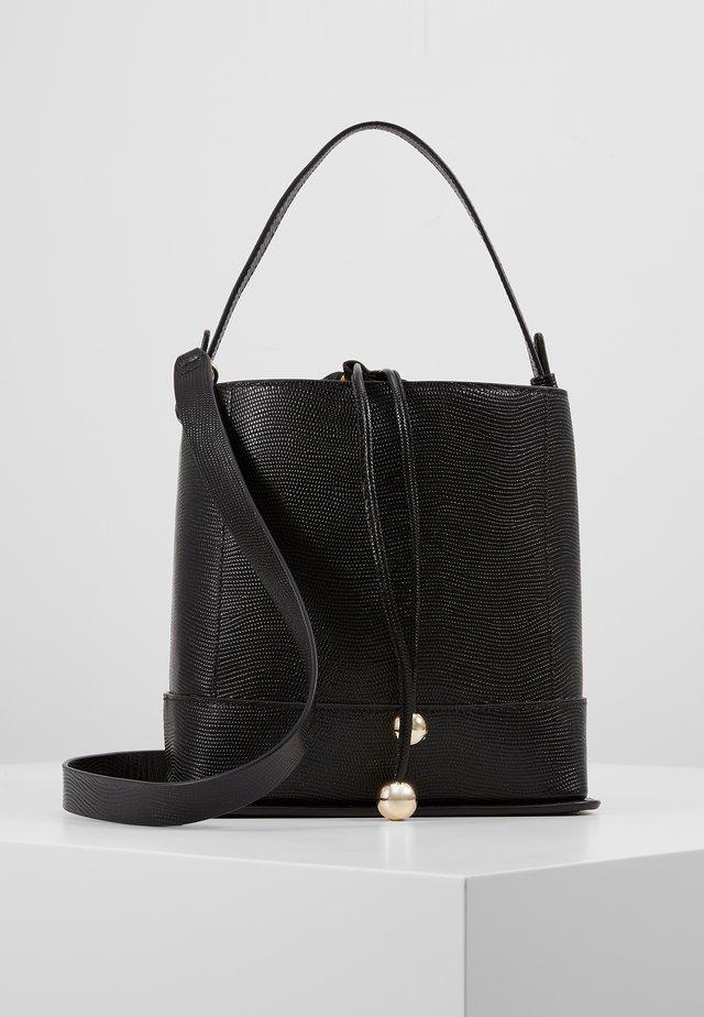 ACCIAIO - Handbag - schwarz