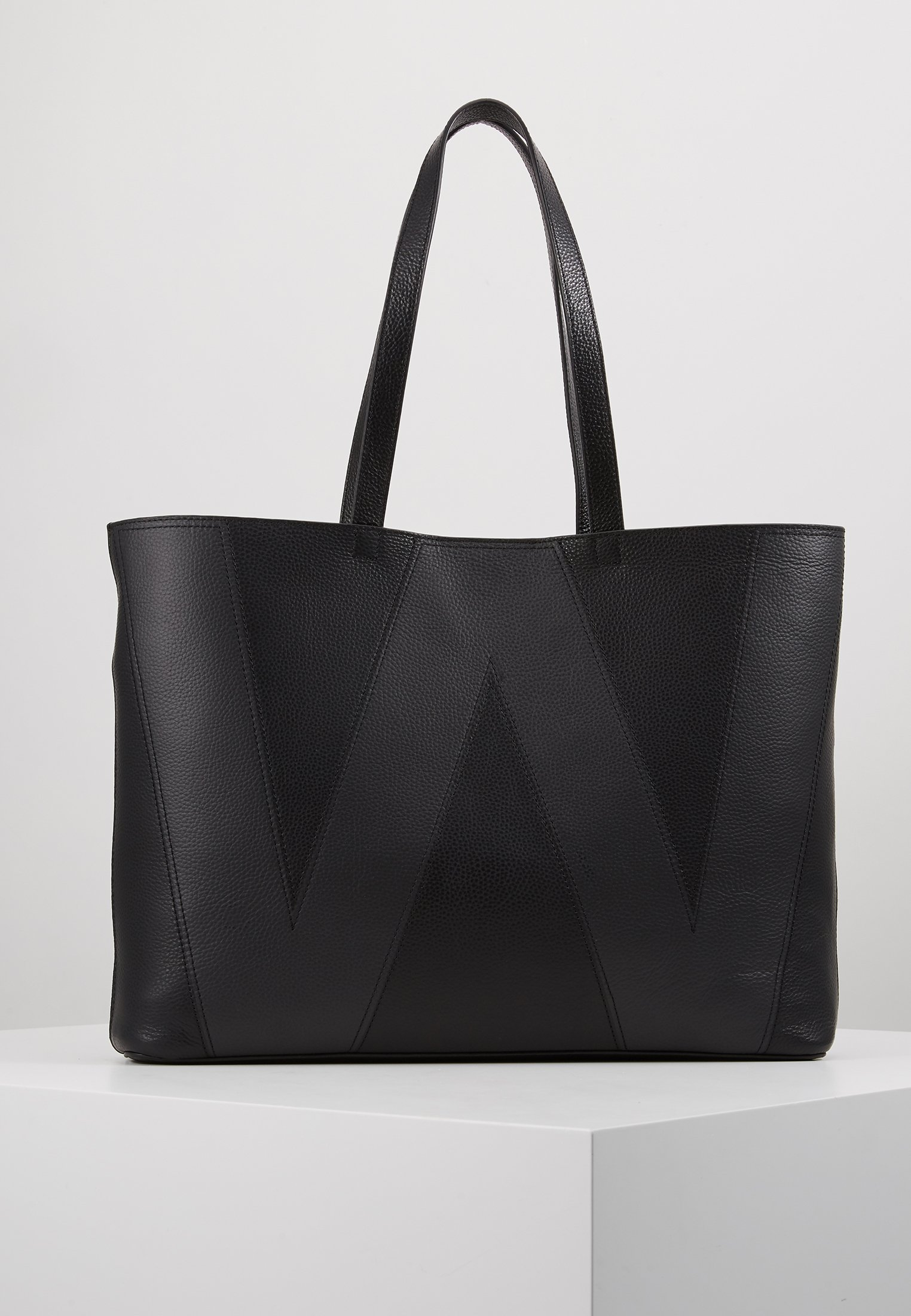 WEEKEND MaxMara CAMICE Shoppingveske schwarz Zalando.no