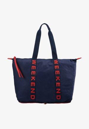 AGAMIA - Shopping Bag - ultramarine