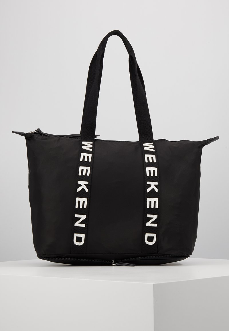 WEEKEND MaxMara - AGAMIA - Tote bag - schwarz