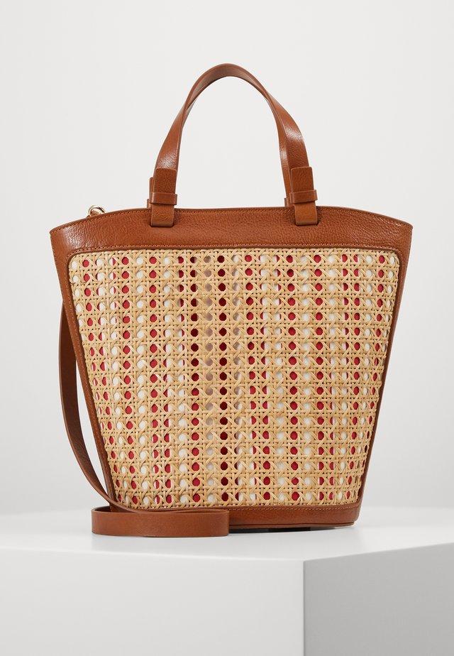 OXIRIA - Handbag - taback