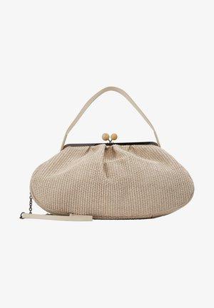 NABARRO - Handtasche - sand