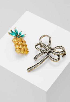 LIVIGNO BOW - Accessoires Sonstiges - gold-coloured