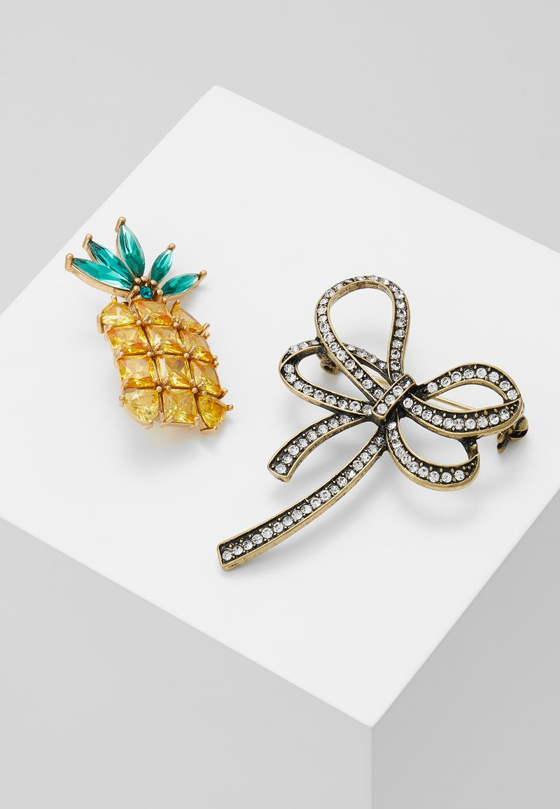 WEEKEND MaxMara - LIVIGNO BOW - Accessoires - Overig - gold-coloured