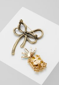 WEEKEND MaxMara - LIVIGNO BOW - Accessoires - Overig - gold-coloured - 2