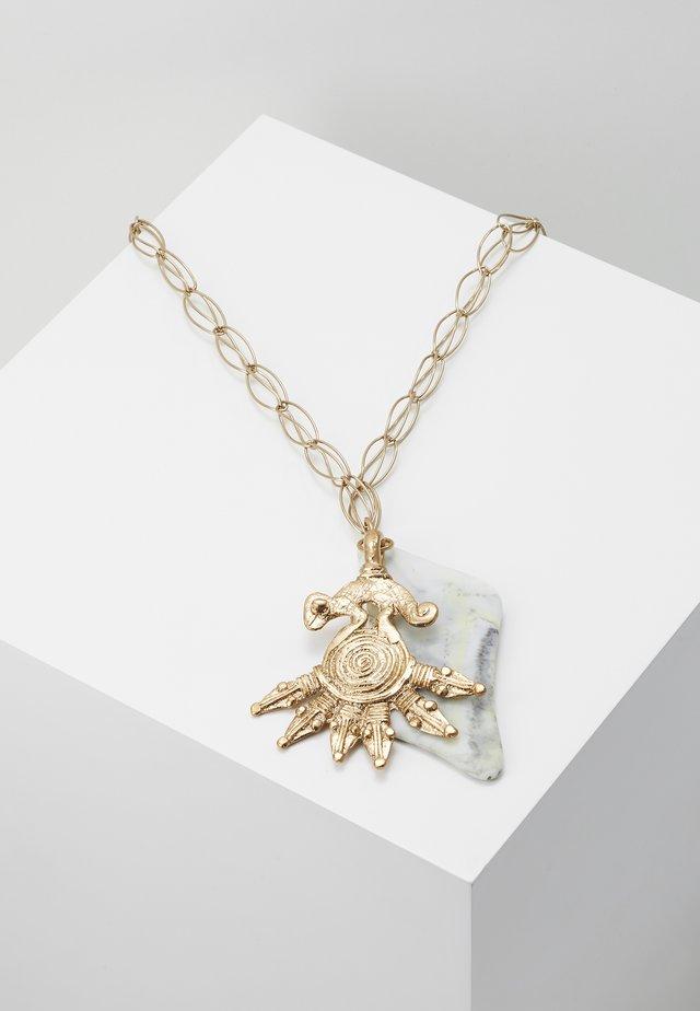FIUGGI - Necklace - schwarz