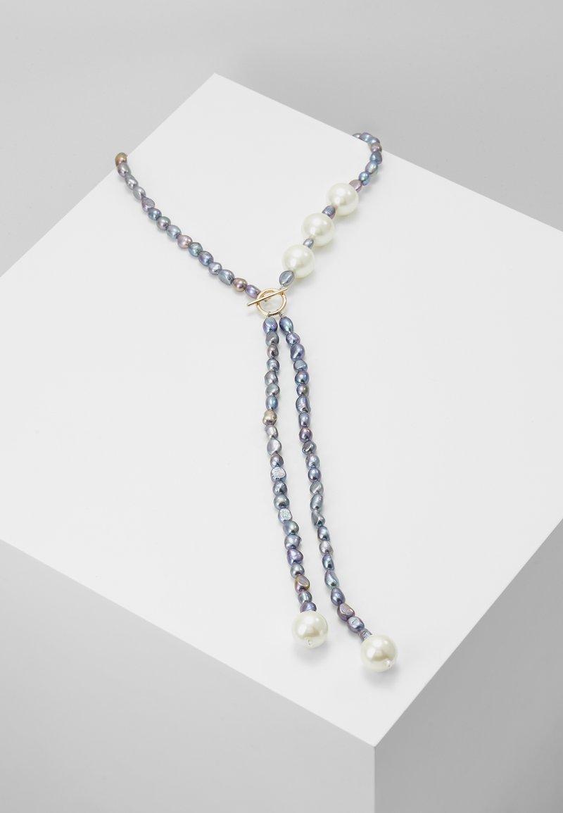 WEEKEND MaxMara - COBALTO - Necklace - light grey