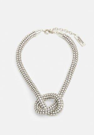 CANDITI - Necklace - silver-coloured