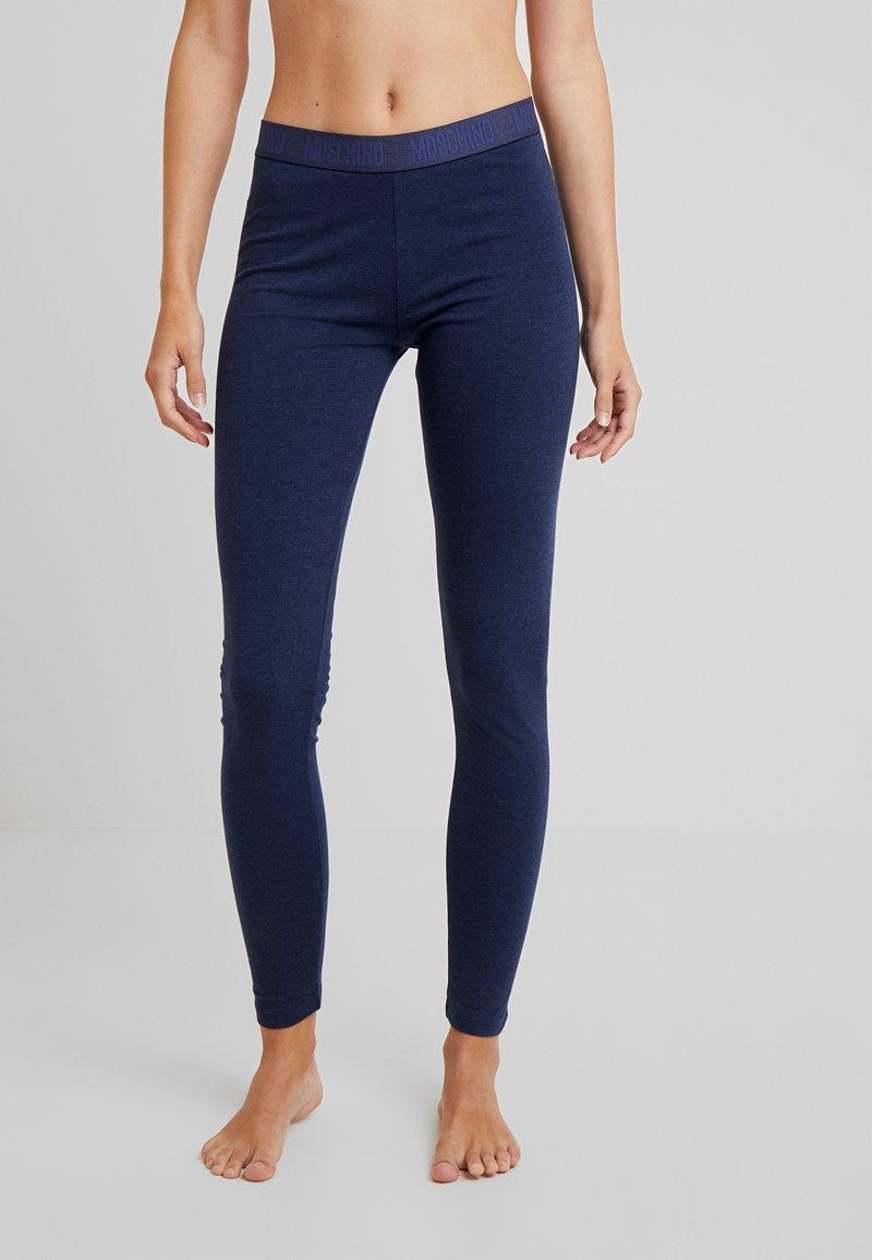 Moschino Underwear - LEGGINGS - Nachtwäsche Hose - blue jeans