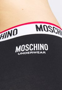 Moschino Underwear - LEGGINGS - Pantaloni del pigiama - black - 5