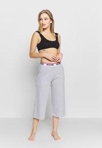 Moschino Underwear - PANTS - Pyžamový spodní díl - gray - 1