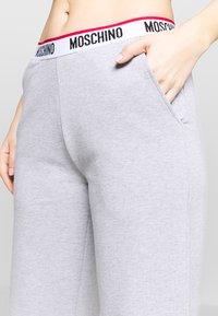 Moschino Underwear - PANTS - Pyžamový spodní díl - gray - 3